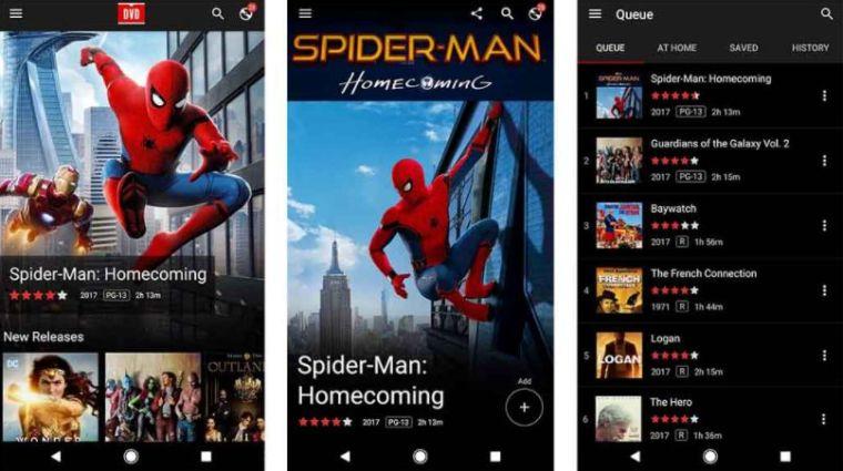 DVD Netflix Or Redbox